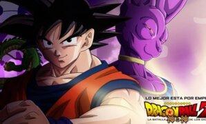 Tendencias en Línea: estreno de Dragon Ball Z causa sensación en redes