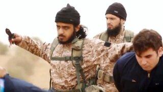 Un francés entre los yihadistas que decapitaron a Peter Kassig y otros 20 soldados sirios