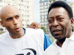 Hijo de Pelé vuelve a ser detenido por lavado de dinero