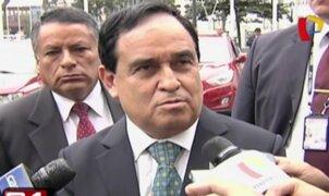 Comisión de Ética investigará a Fredy Otárola por denuncias contra sus familiares
