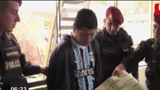 Santa Anita: autoridades capturan a sujeto con más 20 mil soles falsos