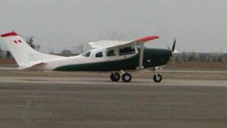 Confirman que avioneta de la Policía cayó en Rinconada del Lago en La Molina
