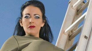 FOTOS: Ebbie Delamar, la mujer con los senos más grandes de Reino Unido