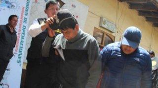 Detienen a sujetos requisitoriados por terrorismo en Jaén