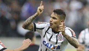 Paolo Guerrero descartó posible llegada al Cruzeiro