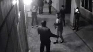 VIDEO: una banda de matones rusos comete el peor error