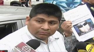 Surco: autoridades capturaron a falso taxista acusado de violación y robo