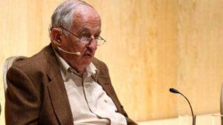 Escritor español Juan Goytisolo Gay obtuvo hoy el Premio Cervantes