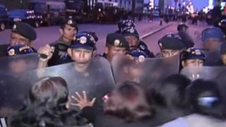 Cercado de Lima: autoridades intervienen 48 tiendas de centro comercial La Cachina