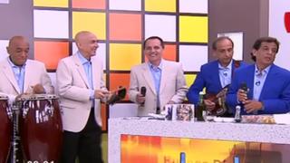 Grupo musical 'Los Pakines' presentó disco número 50