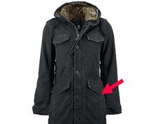 FOTOS: joven compra una casaca de segunda mano y se lleva curiosa sorpresa