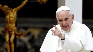 Papa Francisco cree que no seguirá vivo dentro de 10 años