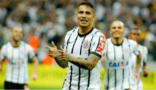 Paolo Guerrero dice que Corinthians 'puede pagar' lo que él pide para renovar contrato