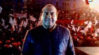 Revelan que Juan Rivera Ydrogo visitó Palacio de Gobierno más de 30 veces