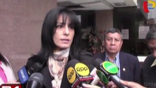 Patricia Robinson: exasesora denunció ser víctima de 'chuponeo' en el Congreso