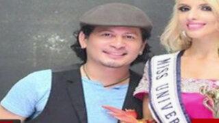 Asesinan al estilista de Miss Honduras María José Alvarado