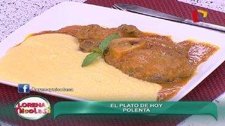 Aprende la verdadera receta para cocinar de manera sencilla la Polenta