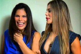 Sandra Arana afirmó que pelea con Vanessa Jerí fue armada
