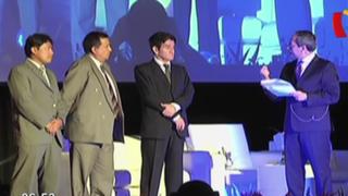 Ministerio de Justicia hizo reconocimientos: se entregó premios 'Derechos Humanos'