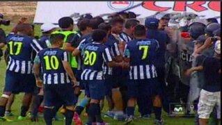 VIDEO: el polémico gol anulado a Guevgeozián que encendió la bronca íntima