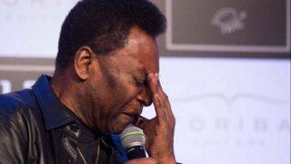 Se agrava salud de Pelé y es trasladado a Unidad de Cuidados Intensivos