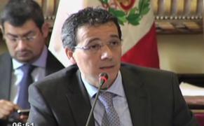 """Segura: proyección del FMI sobre economía es """"Muy pesimista"""""""