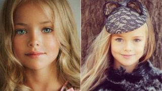FOTOS: conoce a la niña Kristina Pimenova, la top model más joven del mundo