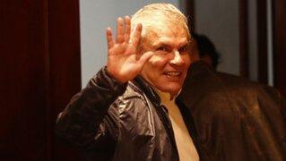 JNE entregará credenciales a Luis Castañeda Lossio el próximo lunes