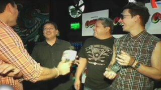 En concierto: '40 Hits' reúne a Rio, Libido y La Banda de Pedro Suárez Vértiz
