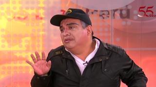 VIDEO: observe a 'Manolo' Rojas y su divertido personaje 'Arresti'