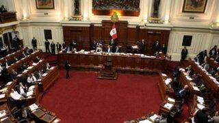 Congreso endurece penas para condenados por delitos de corrupción