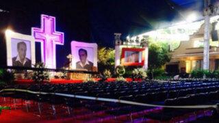 México: realizan homenaje a Chespirito en Televisa San Ángel
