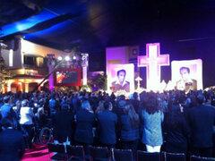 Chespirito: Televisa organizó una misa de cuerpo presente como despedida