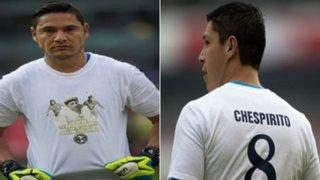 Jugadores del club América rindieron homenaje a 'Chespirito'