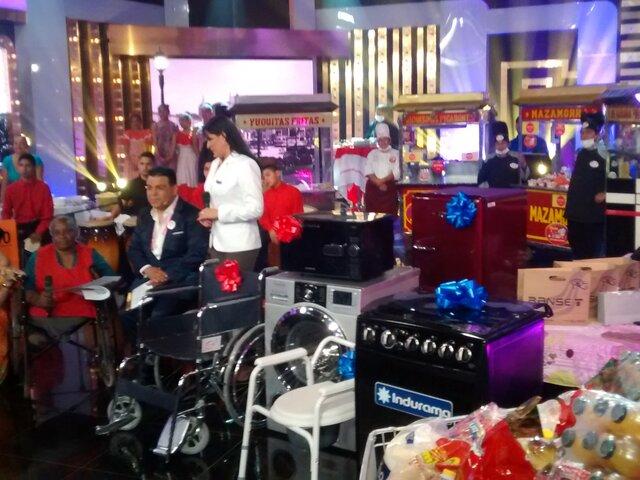 Porque Hoy es Sábado: Abuela discapacitada lucha por su nieta sordomuda