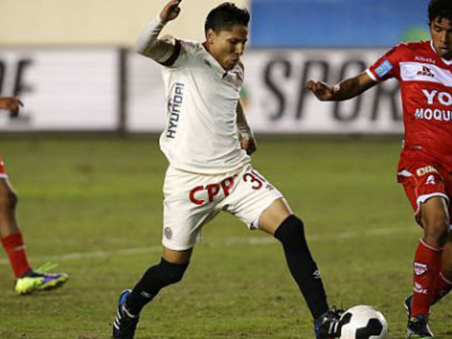 Bloque Deportivo: Universitario empató con San Simón 1-1 en Moquegua