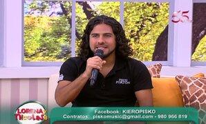 'Pisko' puso en ritmo en Lorena y Nicolasa con su tema 'Arturo y Óscar'