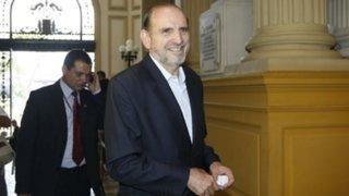 Oposición rechaza que Yehude Simon presida Comisión Belaúnde Lossio