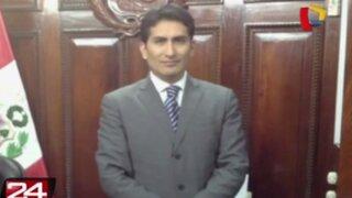 Joel Segura es nombrado oficialmente como nuevo procurador anticorrupción
