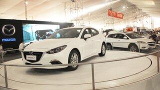 Motorshow 2014: Mazda presentó su exclusivo portafolio de modelos