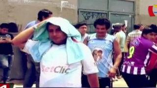 Bloque Deportivo: juegan donde sea, Alianza - Cristal no tiene fecha