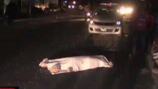 Interior del país: racha de accidentes deja tres muertos