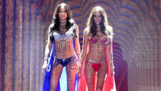 Mira los mejores momentos del desfile de los 'Ángeles de Victoria's Secret'