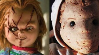 El verdadero rostro de 'Chucky': 'Robert', el muñeco que inspiró esta película