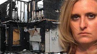 EEUU: mujer incendia casa de su amiga porque la eliminó del Facebook