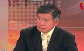 """Nelson Chui: """"Actual Gobierno Regional de Lima inició una campaña en mi contra"""""""
