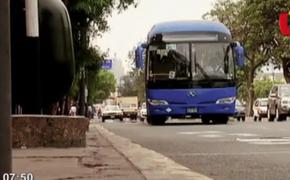 Denuncian atropello en Corredor TGA: paraderos no cuentan con medidas de seguridad