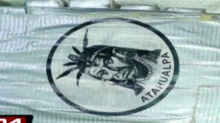 Policía antidrogas del Callao incauta media tonelada de cocaína