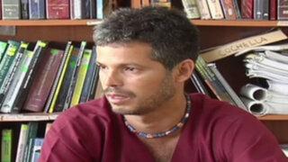 Veterinario Pacho Cavero explica lo sucedido con los 'perros burrier'