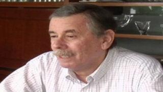 Rospigliosi muestra preocupación por candidatos en segunda vuelta regional